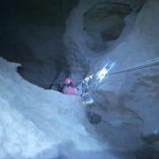 Höhlenretter-Team weit vor dem Zeitplan (Foto)