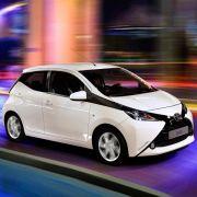 Toyota verlangt für neuen Aygo mindestens 9950 Euro (Foto)