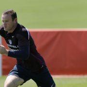 Rooney-Debatte nervt England-Team (Foto)
