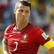 Portugals Totalschaden - Frust bei Ronaldo und Co. (Foto)