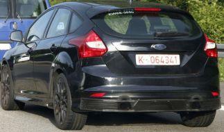 Erwischt: Erlkönig Ford Focus RS - Kommt er mit Allrad? (Foto)