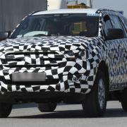 Erwischt: Erlkönig Ford Ranger SUV (Foto)