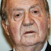 Spaniens König Juan Carlos dankt ab (Foto)