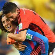 «Das Spiel meines Lebens»: Mexiko feiert Torwart Ochoa (Foto)