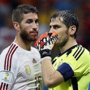 Forscher wusste es! Weltmeister Spanien hatte keine Chance (Foto)