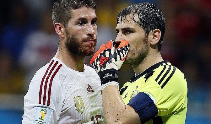 Fußball-WM 2014: Spanien - Chile