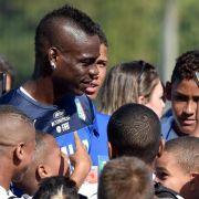 Balotelli will Brasilien zu seiner WM machen (Foto)