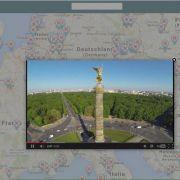 Die Welt aus der Drohnenperspektive (Foto)