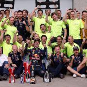 Red Bull will es wissen: «Was ist noch möglich?» (Foto)