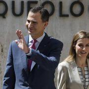Felipe und Letizia leiten in Spanien neue Ära ein (Foto)