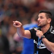 Vranjes bleibt bei Champions-League-Sieger Flensburg (Foto)