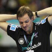 Aus für Heuberger als Handball-Bundestrainer (Foto)