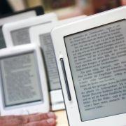 Beleuchtung bei E-Book-Readern verzichtbar (Foto)