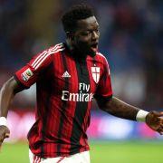 Muntari verlängert beim AC Mailand (Foto)