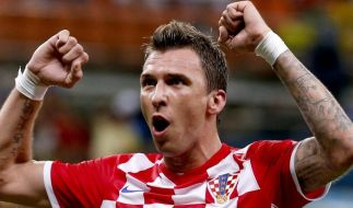Bundesliga-Trio lässt Kroaten hoffen - Aus für Kamerun (Foto)