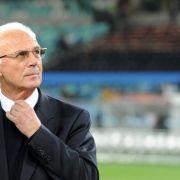 Fragebogen-Affäre: Beckenbauer folgt Garcia-Diktat (Foto)