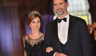 Felipe und Letizia von Spanien sollen das Königshaus in eine neue Zeit führen. (Foto)