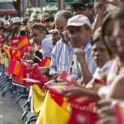 Auftakt für Spaniens neuen König Felipe VI. (Foto)