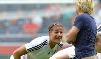 Wie weit bringen es die DFB-Frauen bei der Fußball-WM in Kanada? (Foto)