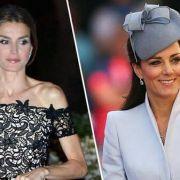 Dürre Prinzessinnen - Monarchie frisst Letizia und Kate auf (Foto)