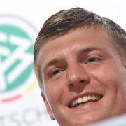 «Garçom» Kroos serviert Bälle - WM als Schaufenster (Foto)