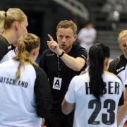 Deutsche Handballerinnen bei EM-Auslosung im Glück (Foto)