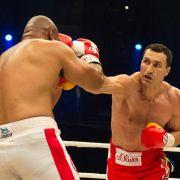 Klitschko vs. Jennings als Wiederholung sehen (Foto)