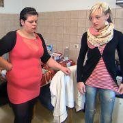 Der fette Kampf der mageren Sandra (Foto)