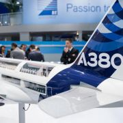 Neue Türen für den Airbus A380 (Foto)