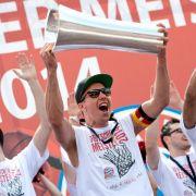 Bayern mit Turbo-Meisterschaft - «Titel auch für Hoeneß» (Foto)