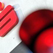 Sparkassen sehen sich beimStreit um Farbe Rot gestärkt (Foto)