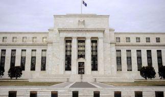 Fed hält an historischem Niedrigzins fest (Foto)