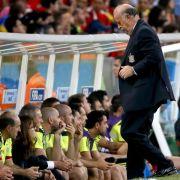 Adiós WM: Das Ende der spanischen Fußball-Weltherrschaft (Foto)