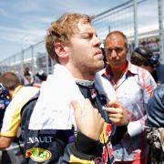 Vettel:Kaum Zuversicht vor Red-Bull-Heimrennen (Foto)