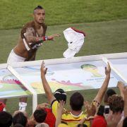 Vidals chilenische «Rebellen» wollen ins Finale (Foto)