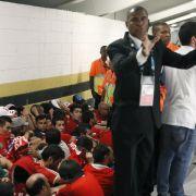 FIFA sucht nach Fansturm Lösungen für Sicherheitslücken (Foto)
