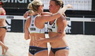Beach-Duo will nach Gruppensieg «ganz nach vorn» (Foto)
