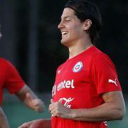 Hannover 96 holt Chiles Nationalspieler Albornoz (Foto)