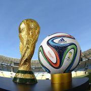 Wer holt den Pokal? Die Weltmeisterquoten reichen von 4,5 bis 4001.
