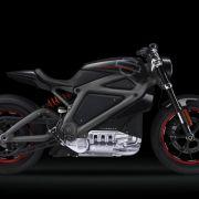 Jet-Sound statt Knattern:Harley-Davidson plant Elektromodell (Foto)