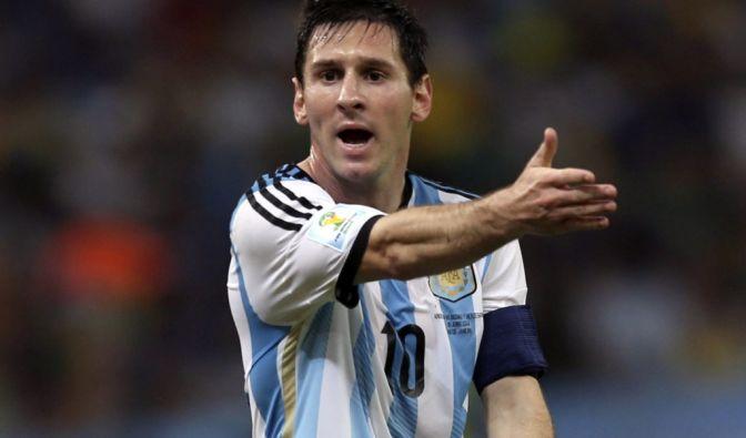 WM 2014 heute: Argentinien vs. Iran