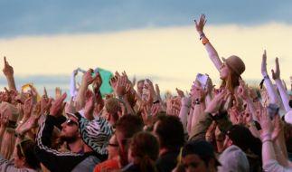 Auch wer nicht live vor Ort ist, kann die Zwillings-Festival Southside und Hurricane 2014 am TV oder im Live-Stream mitverfolgen. (Foto)
