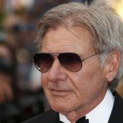 Harrison Ford brach sich bei Unfall am Set das Bein (Foto)