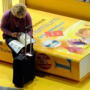 Streit um die Farbe Gelb: Urteil imSeptember (Foto)