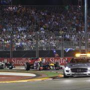 Bericht:Von 2015 an stehender Re-Start in der Formel 1 (Foto)