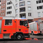 Wohnungsbrand: Jeder Zehnte hat für Ernstfall gepackten Koffer parat (Foto)