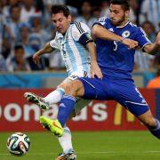 Deutschland - Ghana endet unentschieden, Argentinien sicher weiter (Foto)