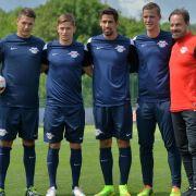Neuzugang Khedira startet mit RB Leipzig in Vorbereitung (Foto)