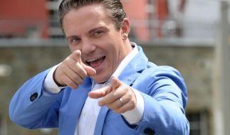 """Stefan Mross freut sich auf eine neue Ausgabe von """"Immer wieder sonntags"""". (Foto)"""