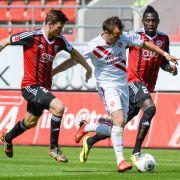 Kaiserslautern verpflichtet Düsseldorfer Fomitschow (Foto)